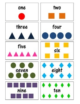 Counting task - adapted