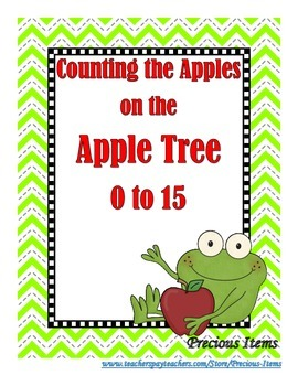 Counting the Apples on the Apple Tree:  Sets, Numbers, Number Words