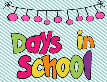 Counting the Days of School on Ten Frames! By The 2 Teaching Divas