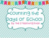 Counting the Days of School on Ten Frames! By The 2 Teachi
