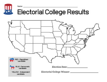 Counting the Votes - An Electoral College Assignment