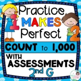 Counting to 1,000 - Activities and Assessments