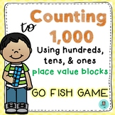 Counting to 1,000 GO FISH Game