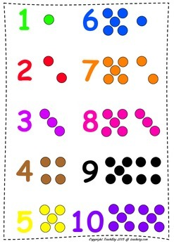Counting to 10 Chinese and Indonesian