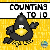 Counting to 10--Crows