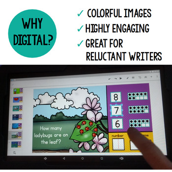 Counting to 10 - Digital Classroom Resource