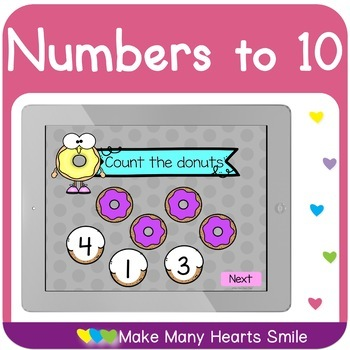 Counting to 10 Interactive Pdf