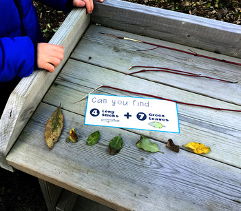 Counting to 10 Activity: Outdoor Number Hunt