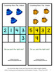 Counting to 10 Clip Cards: Numbers 1-10 Ten Frames and Objects