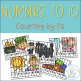 Counting to 10 Puzzle