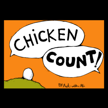 Counting to 10 ebook: Chicken Count!
