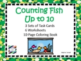 Counting to 10 with Fish