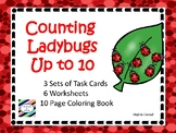 Counting to 10 with Ladybugs