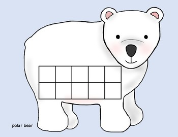 Counting to 10 with Polar Animals