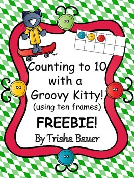 Counting to 10 with a Groovy Kitty!