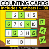 Counting to 100 Cards | Numbers to 100