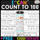 Kindergarten Counting to 100 | Kindergarten Math Centers