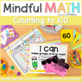 Kindergarten Math: Counting to 100