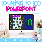 Counting to 100 Powerpoint (fireflies)