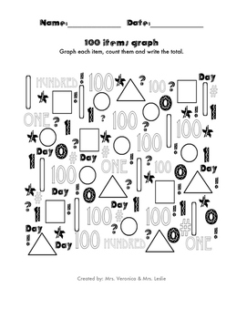 Counting to 100 activities, Happy 100th Day activities