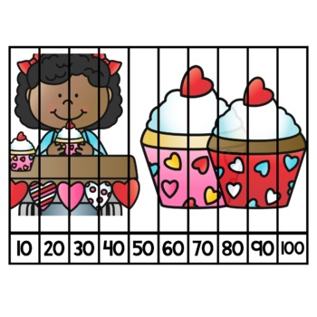Counting to 100 by 10's