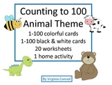 Counting to 100 with the Critters