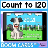 #christmasinjuly21 Counting to 120 Boom Cards™