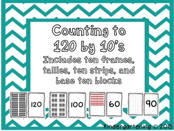 Counting to 120 Bundle