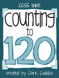 Counting to 120 - Math Unit