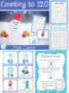 Counting to 120 Math Center Bundle