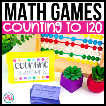 Counting to 120 Math Game