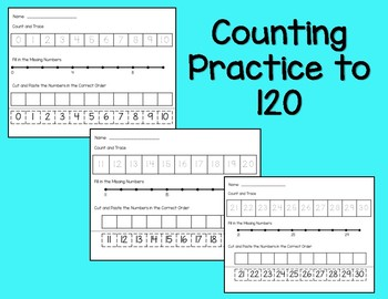 Counting to 120 Packet