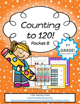 Counting to 120! Packet B