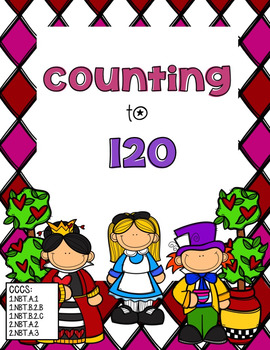 Counting to 120 Resource Pack