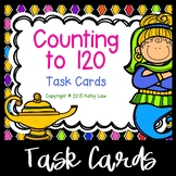 Counting to 120 Task Cards