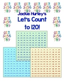 Centers Centers Centers Counting to 120 with Math Centers - Reference Card
