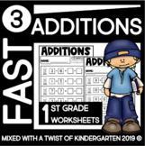 First Grade Balancing Additions