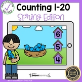 Counting to 20 Boom Cards℠