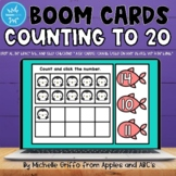 Counting to 20 Boom Cards