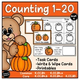 Counting to 20 (Fall Theme)