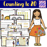 Counting to 20 - No prep lesson