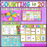 Counting to 20 Number Games