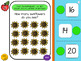 Halloween Activities Math Counting to 20 PowerPoint Interactive Game