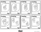Counting to 30-Card Game B&W {FREEBIE}