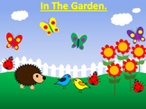 Spring Counting Activities: Interactive PowerPoint and Worksheets