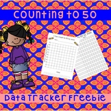Counting to 50 Data Tracking Freebie