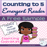 Counting to Five Emergent Reader