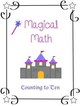 Counting Numbers to 10 No-Prep Printable Worksheets