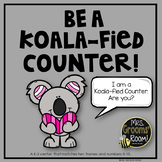 Counting to Ten with Ten Frames: Koala-fied Counter