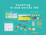 Counting to and across 100 - Kindergarten, Year 1